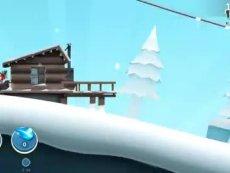 【新游尝鲜】《滑雪大冒险2》手游试玩