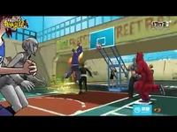 《街头篮球》手游宣传片华丽曝光