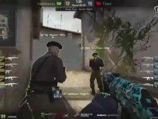 中国战队天禄战胜《CS:GO》世界冠军