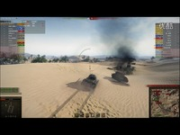精彩内容 坦克世界(25)T-34-85?丝的逆袭-IKU