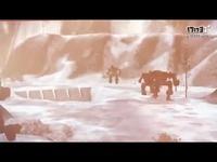 《机甲战士OL》派系对战画面