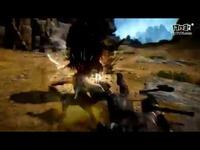 《黑色沙漠》女忍者职业展示
