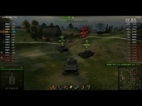 """精彩短片 坦克世界骷髅解说:""""狮""""式的精准打击-电子竞技"""