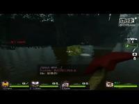 最新片段 #Left 4 Dead 2# 求生之路2无解说通关之沼泽激战-L4D2