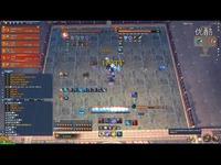 看点 剑灵24人传说级副本 漩涡寺院 老一 世界首杀(全局俯瞰视角)-视频