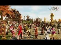 《西楚霸王》奥运季征战开幕式