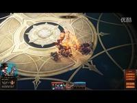 热门片段 【178】《失落的方舟》首测试玩:格斗大师、拳圣技能演示-失落的方舟首测