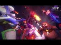 《仙剑奇侠传 幻璃镜》动画宣传视频