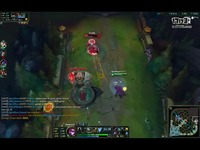 Quick little play with Vayne ends up in RAGE