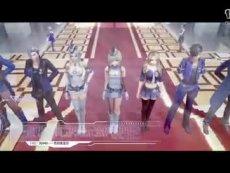 枪神纪第二军团(花满楼)第三期期宣传视频