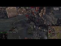 坦克世界掉线君新手1200效率修神之路:倒车伸缩-掉线君 视频集锦