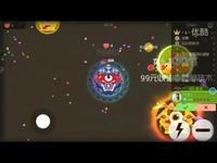 刘锦东:球球大作战生存模式-游戏 精华视频