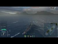 【小安解说】战舰世界4级白板英巡:爆炸8W输出 控