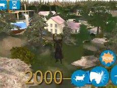 模拟山羊: 搞笑的梅花老司机带你们解锁山羊片尾有福利哦-触手TV