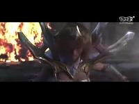"""《英雄联盟》""""大元素使 拉克丝""""CG"""