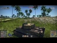特辑 战争雷霆玩虎式,果然不能当坦克世界来玩,坑爹-视频