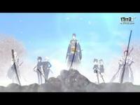 《刀剑乱舞-ONLINE-》OP