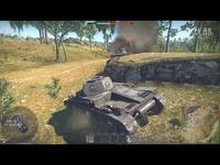 战争雷霆坦克食用指南第15期  2号坦克(C型和F型)-iKu 视频短片