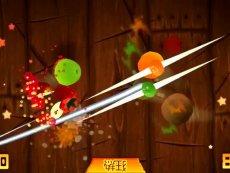 手机游戏系列 水果忍者简单试玩-原创 合集