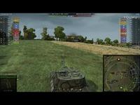 热门合集 坦克世界 游戏视频 苏联苏系10级 S系Ⅹ级 268工程 自行反坦克炮 卡位扛线伏击 狙击