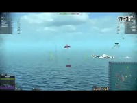 海战世界-远东铁甲舰-J计划-九杀惜败-十二人的局一个人打不输才怪-Lion老虎解说-海战世界 精华