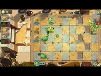 植物大战僵尸凋零解说  神秘埃及  第一集-游戏 精彩看点