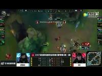 LPL2017春季赛第一轮 RNG vs IM 第2场集锦 Ben4