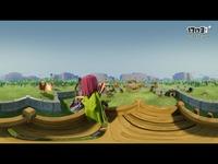 部落冲突360:体验一个VR虚拟现实的突袭