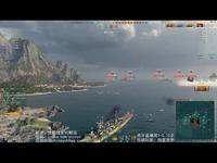 战舰世界YC解说玩家系列第225期 小宇宙爆发都无法拯救你们-31W藏王 合集