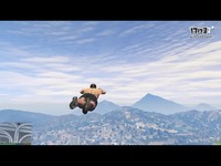GTA5能飞到太空你敢信!