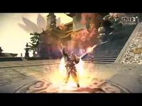 3D国风幻想PK网游《吞噬苍穹》立体空战宣传视频