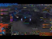 魔兽世界大秘境,14层艾萨拉3箱子,熊T视角 热播视频