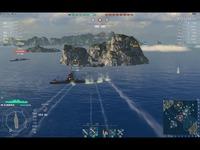 战舰世界四部曲之巡洋舰篇——亚特兰大和克利夫兰 视频片段