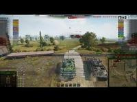 坦克世界马卡洛夫出品《55A单野求生之路》 热播