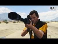 《GTAOL》狙击最远的距离测试