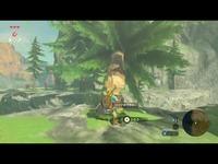 《塞尔达传说 荒野之息》3分钟游戏演示 视频直击