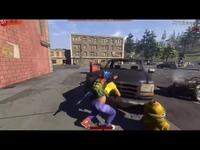 H1Z1沙盒游戏 星辉开车引蛇出洞 热推视频