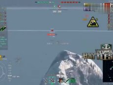 【战舰世界欧战天空】长门与贝尔法斯特的排位赛合集.mp4 视频片段