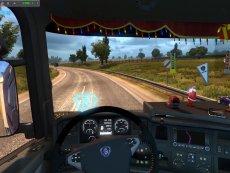 欧卡模拟--繁忙的老司机装逼路线 热门短片