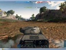 (止战之伤:解说)坦克世界最后一炮:豹1A5-帝国战车锋芒毕露 焦点视频