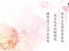 《桃花诀》-song by 萧忆情