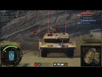 [装甲战争]美服日常——T90 热推视频