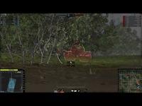 [装甲战争]OF40机场之战 焦点视频