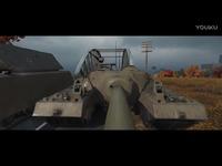 【坦克世界】速度与激情(-_-) 看点
