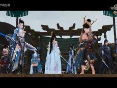 《剑网3》4月促销小剧场
