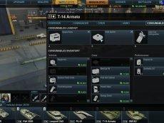 某个想推gal却无法如愿以偿的UP装甲战争T14实况 热推