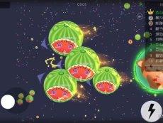 球球大作战:就知道你这小猴子想吃西瓜,等着你呢 推荐视频