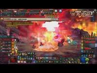 改版后的剑宗实战安图恩Raid 强杀火山BOSS