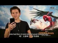 《蜘蛛侠:英雄归来》连线视频