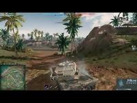 【最后一炮】豹2A5首场秀